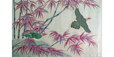 026-016 Aves exóticas