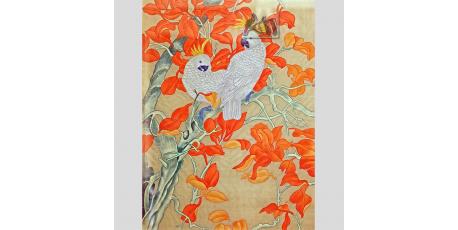 026-014 Aves exóticas