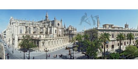 Catedral y Archivo de Indias