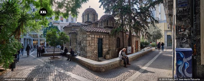 JF299504. Church of the Assumption of the Virgin Mary, Athens (Greece)