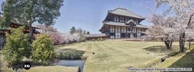 F2537053. Nara Todai-ji Temple