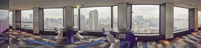 F2628755. View from World Trade Center. Tokyo (Japón)