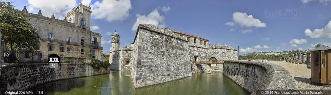 E1955415. Castillo de la Real Fuerza. La Habana, Cuba