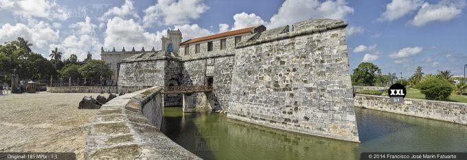 E1955813. Castillo de la Real Fuerza. La Habana, Cuba