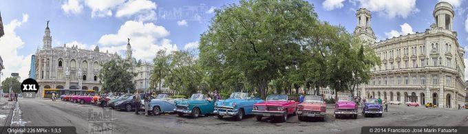 E1964255. Parque Central. La Habana, Cuba