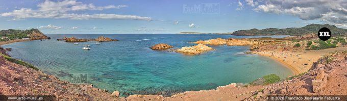 K8611106 Cala Pregonda, Menorca (Spain)