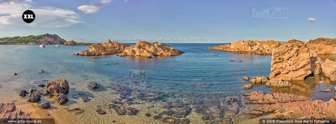 K8616004 Cala Pregonda, Menorca (Spain)