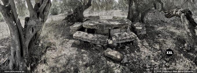 K8664394 Torretrencada talayotic settlement, Menorca (SPAIN)