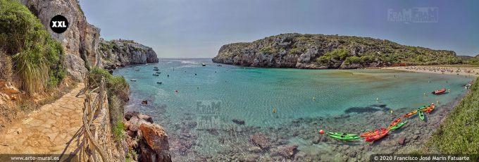 K8694208 Cala En Porter, Menorca (Spain)