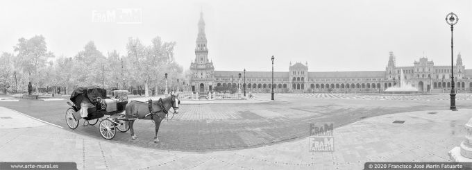 KS890508. Plaza España