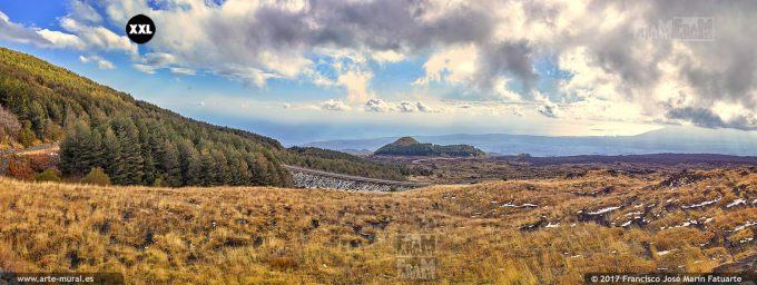 H5927803. Mount Etna National Park. Sicily (Italy)