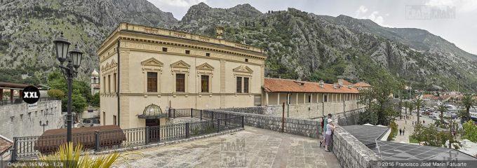 G3753803. Kotor city fortifications (Montenegro)