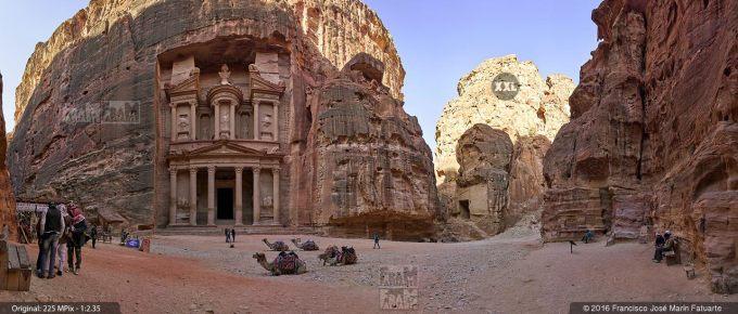 G4633105. Al Khazneh (the Treasury). Petra (Jordania)