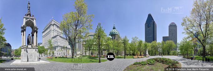 I6638007. Place du Canada, 1010 Rue de la Gauchetière O, Montréal, Canadá