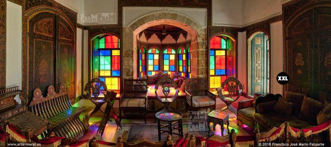 IF054003. Beiteddine Palace. Chouf District, Lebanon