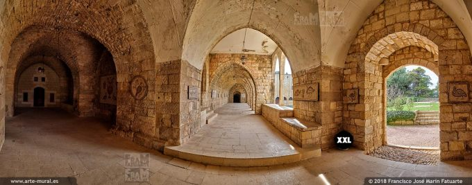 IF066606. Beiteddine Palace, Stables and the Mosaic Exhibition. Chouf District, Lebanon