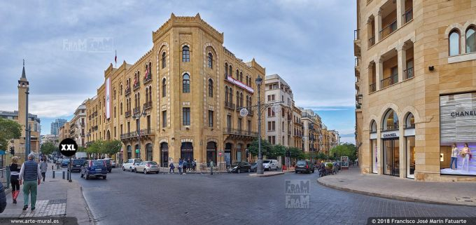 IF085204. Waygand street. Beirut, Lebanon