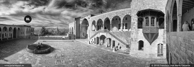 IS009696. Beiteddine Palace. Chouf District, Lebanon