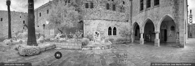 IS014506. Saydet El Talle Maronite church, Deir al-Qamar, Lebanon